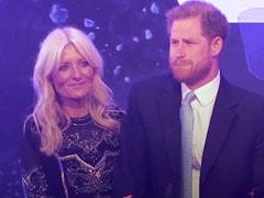 Prince Harry Tears Up As He Recalls Meghan's Pregnancy