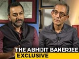 "Video : ""I'm Not Partisan In My Thinking"": Nobel Winner Abhijit Banerjee To NDTV"