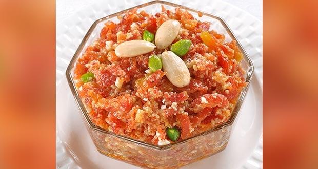 गाजर का हलवा (शुगर फ्री)