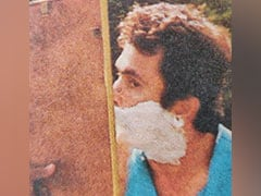 When Rishi Kapoor Got 'Rid Of' His Beard On The Sets Of <I>Henna</i>. See Throwback Pic