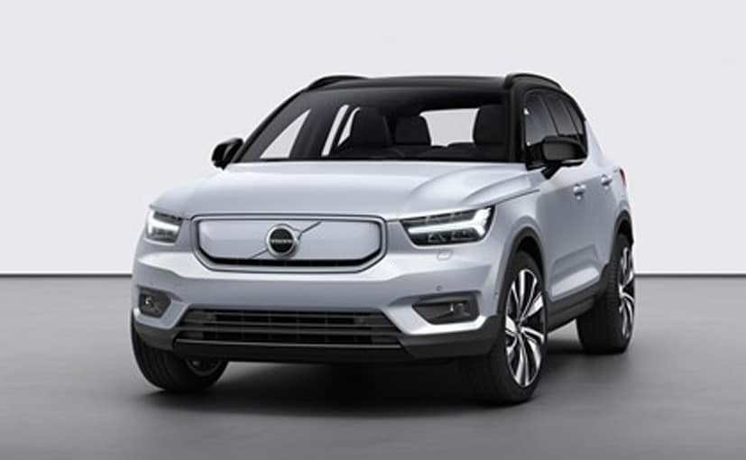 Volvo Evaluating All-Electric XC40 Recharge For India