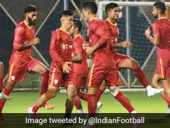 Indian Football Team To Take On Oman And UAE In Friendlies In March