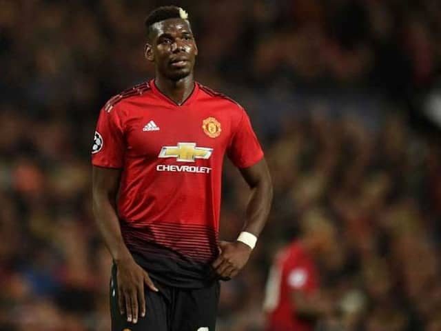 Paul Pogba Out Of Manchester United Clash With Liverpool