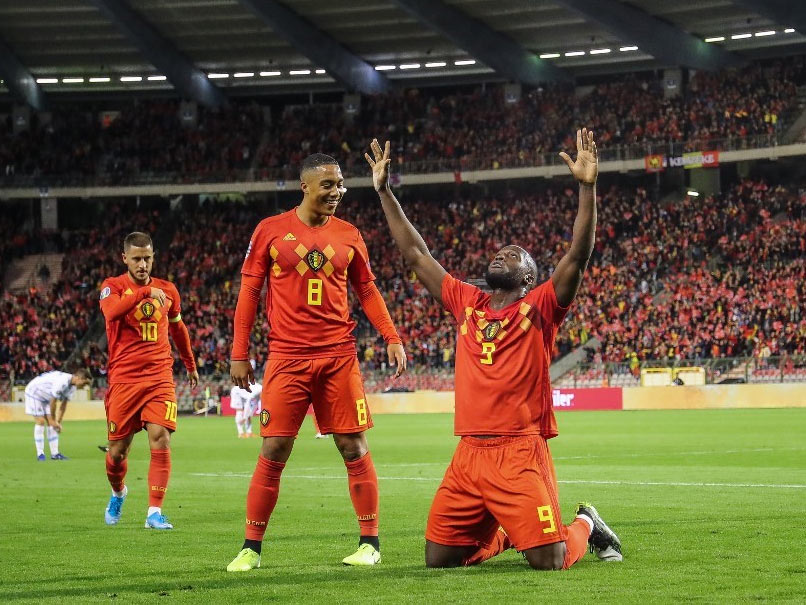 Euro 2020 Qualifiers: Nine-Star Belgium 1st Team To Qualify, Netherlands Beat Northern Ireland