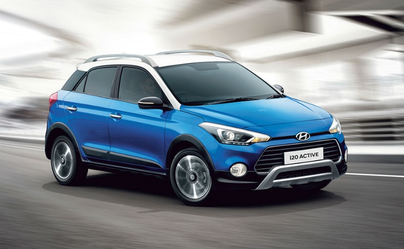 2019 Hyundai i20 Active Launched In India; Priced At Rs. 7 ...