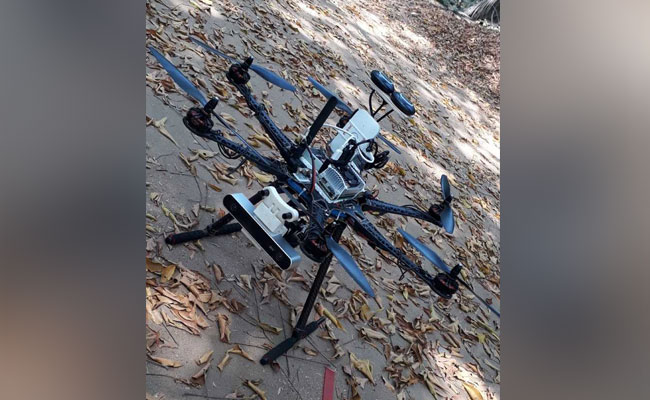 'Eye In The Sky': IIT Madras Students Develop Drone For Disaster Relief and Humanitarian Aid