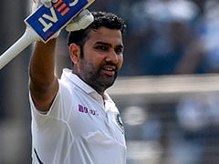 "Rohit Sharma Says ""Long Way To Go"" After Double Hundred In Tests"