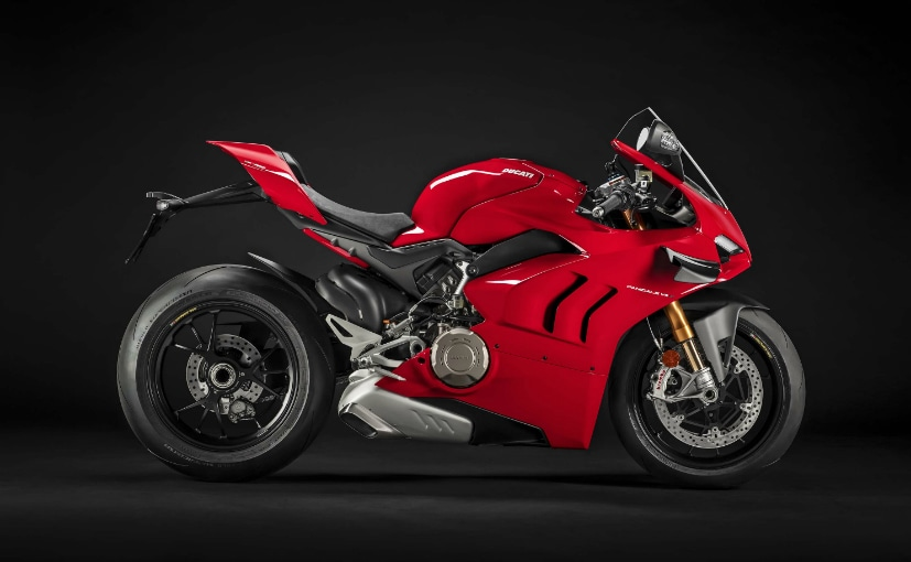 The 2020 Ducati Panigale V4 gets a series of updates