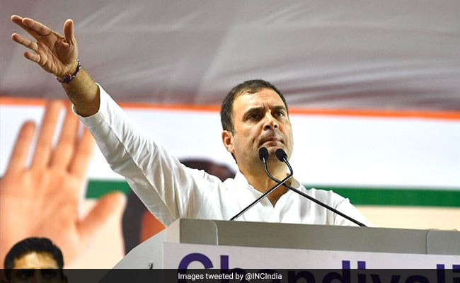 Maharashtra Assembly Election 2019: Rahul Gandhi To Address 2 Rallies Ahead Of Polls Today