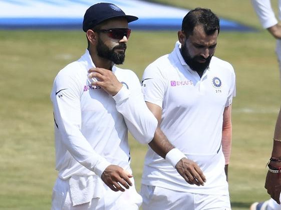 IND vs RSA, 2nd Test: Virat Kohl ने की Mohammed Shami की जमकर तारीफ,  Kuldeep Yadav के बाहर होने की वजह को भी बयां किया