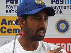"India vs Bangladesh: ""Challenge Is There In Every Sport"", Says Wriddhiman Saha On India"