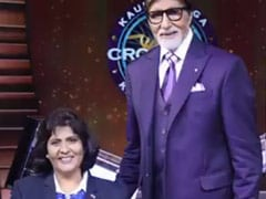 <i>Kaun Banega Crorepati 11</i>, Episode 40 Written Update: Amitabh Bachchan Welcomes 'Karamveers' Deepa Malik And Manasi Joshi On The Show