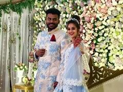 <i>Bigg Boss Kannada 5</i> Winner Chandan Shetty Gets Engaged To Niveditha Gowda. See Viral Pics