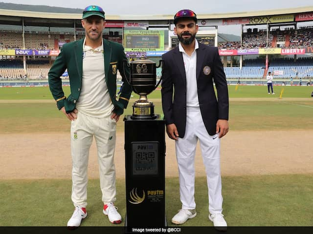 India vs South Africa: Faf Du Plessis Might Send Substitute For Toss In Ranchi. Heres Why