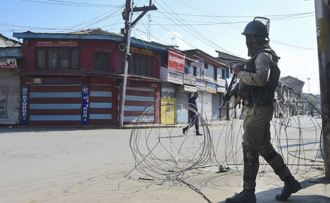 Two-Day Kashmir Curfew, Imposed Year After Article 370 Move, Lifted