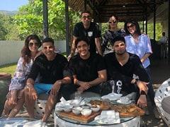 Inside Twinkle Khanna And Akshay Kumar's Fam-Jam With Karan Kapadia And Others