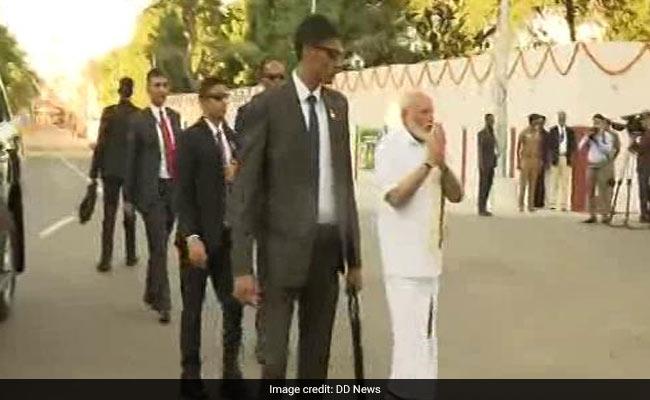 Modi-Xi Meet in Mamallapuram Live Updates: PM Modi Meets Xi Jinping In Tamil Nadu