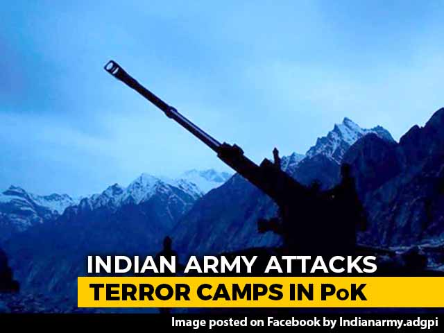 Video : 3 Terror Camps In PoK Destroyed, 6-10 Pak Soldiers Killed: Army Chief