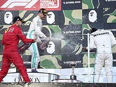 Emotional Mercedes Boss Dedicates Record Title To Niki Lauda