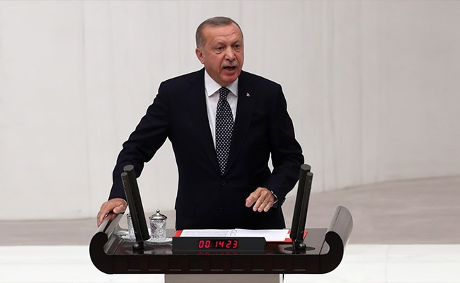"""Turkey President Denounces """"Massacres"""" Committed Against Muslims In India"""