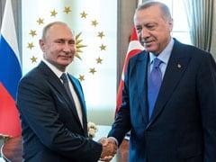 Vladimir Putin Invites Turkey President To Russia Amid Syria Offensive