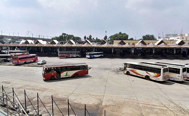 Veterinarians Told To Help Run Buses Amid Telangana Transport Strike