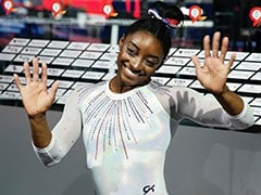 Simone Biles Wins 16th World Gymnastics Title, Fifth All-Round Gold