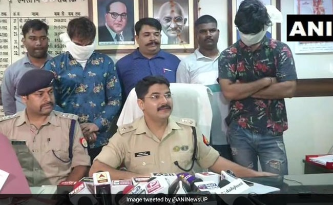 UP Police Arrests 2 For Allegedly Duping Online Firm Amazon Worth Crores