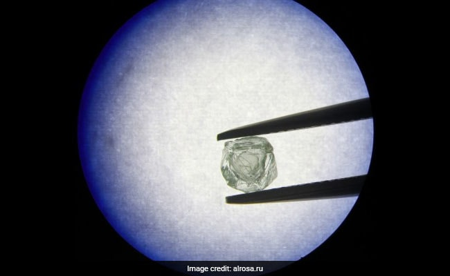 Diamond Within Diamond, First Of Its Kind, Found In Russian Mine