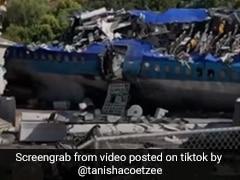 TikTok Top 5: प्लेन हुआ क्रैश, उड़े चिथड़े...सुलगते हुए टुकड़े गिरे घरों पर, देखिए VIDEO