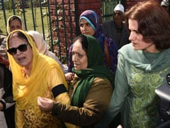 Jammu And Kashmir: Farooq Abdullah's Sister, Daughter Detained During Protest In Srinagar