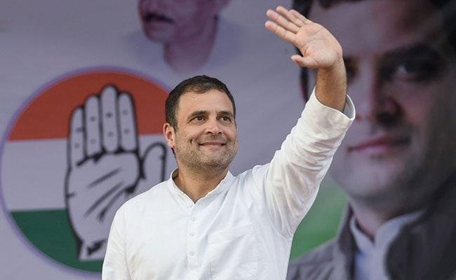 'क्या आपकी कांग्रेस अध्यक्ष के तौर पर वापसी हो रही है?' इस पर राहुल गांधी ने दिया ये जवाब
