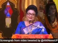 अयोध्या के दीपोत्सव में फिजी की मिनिस्टर ने गाया- 'मंगल भवन अमंगल हारी...' देखें VIDEO