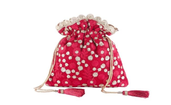 7 Chic Potli Bags To Accessorise With Your Festive Outfits