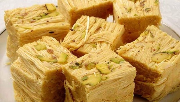 Do You Know How Soan Papdi Is Made? Viral Video Shows The Process