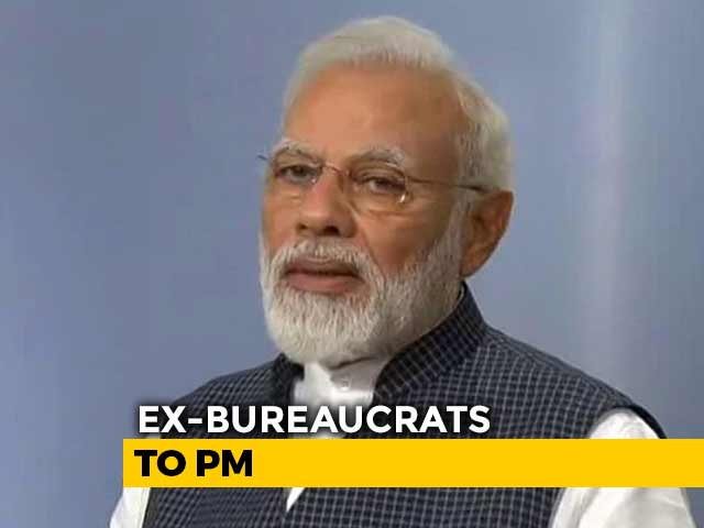 Video : In INX Case, 71 Ex-Bureaucrats Write To PM On Prosecution Of 4 Officials