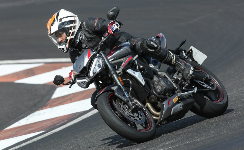 The 2020 Triumph Street Triple RS gets an updated engine with a punchier mid-range