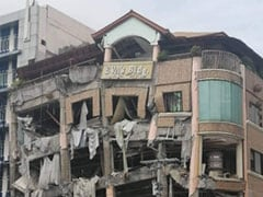Hotel Collapses After 6.5-Magnitude Earthquake In Southern Philippines