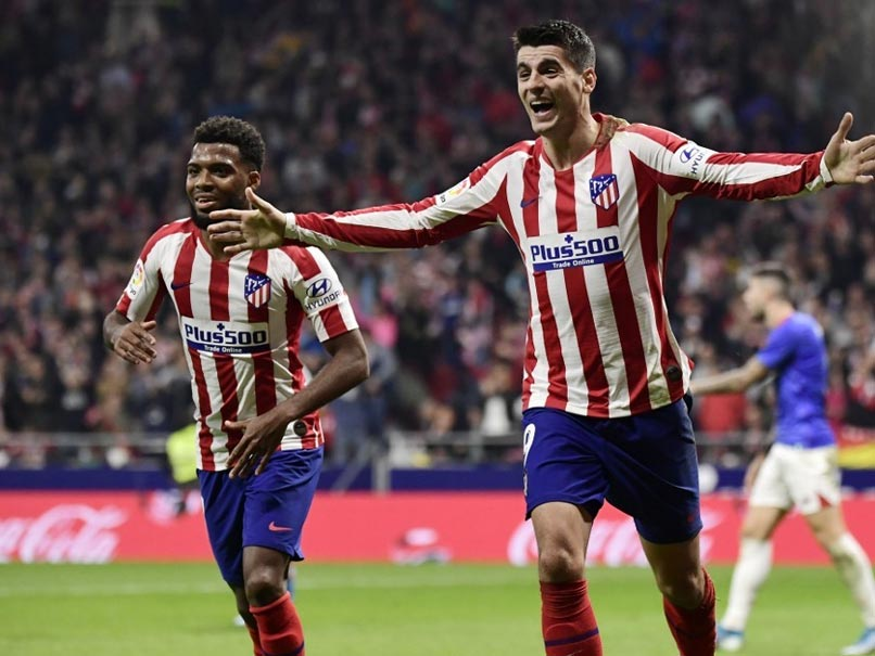 Diego Costa Left Out As Alvaro Morata On Target Again In Atletico Madrid Win