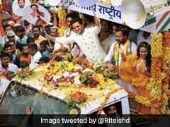 "Maharashtra Election Result 2019: ""We Did It Pappa"": Riteish Deshmukh Celebrates Brothers' Latur Win"