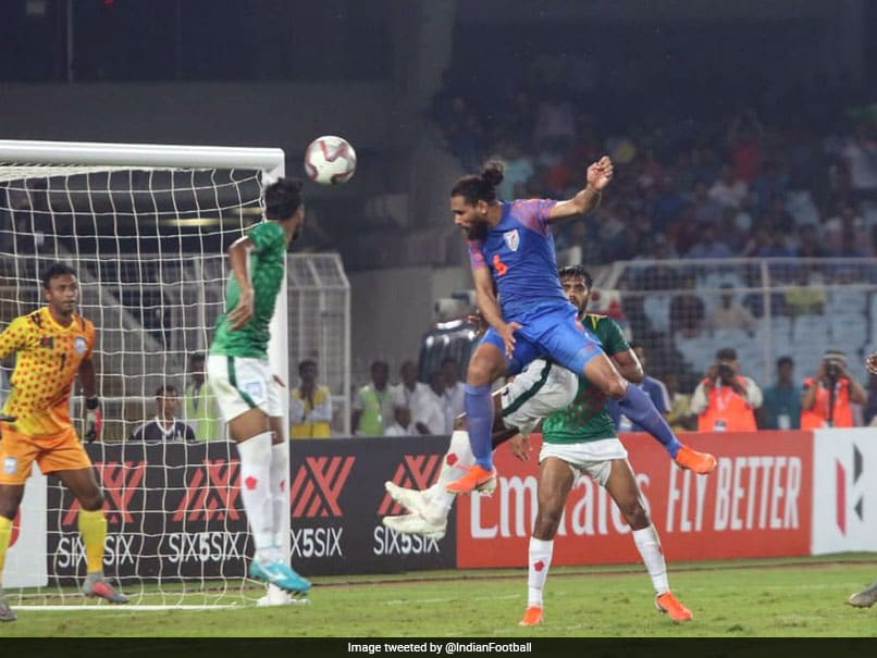 World Cup 2022 Qualifiers: Adil Khan saves the day for India against Bangladesh