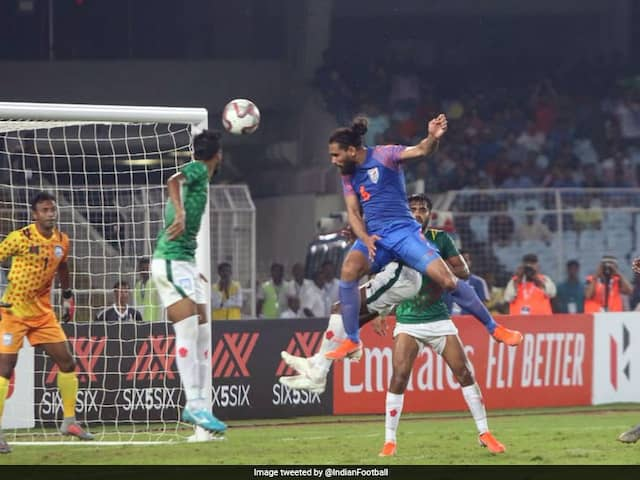 World Cup 2022 Qualifiers, India vs Bangaldesh: Adil Khan Helps India Salvage Draw Against Bangladesh