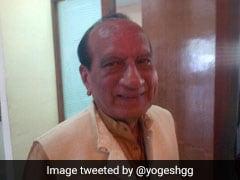 Former Gujarat Chief Minister Dilip Parikh, 82, Dies; PM Pays Tributes