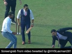 "India vs South Africa: VVS Laxman Shares Video Of His ""Finest Close-In Catch"" - Watch"