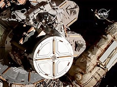 In First, Spacewalk Conducted By Two Women: NASA