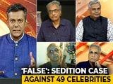 Video : Should Sedition Be Used As Excuse To Stifle Dissent?