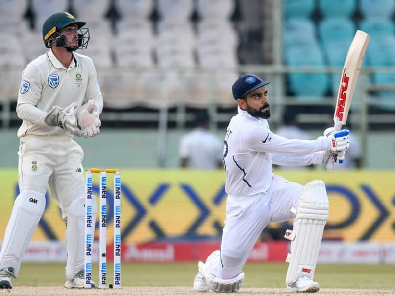 India vs South Africa 2nd Test, Day 1 Highlights: Virat Kohli, Ajinkya Rahane Power India To 273/3 After Mayank Agarwals Ton On Day 1