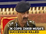 """Video : Al Qaeda-Linked Terror Group """"Wiped Out"""": Police After Kashmir Encounter"""
