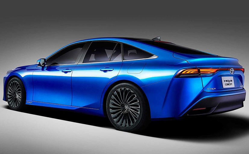 Next generation Toyota Mirai revealed as hydrogen flagship