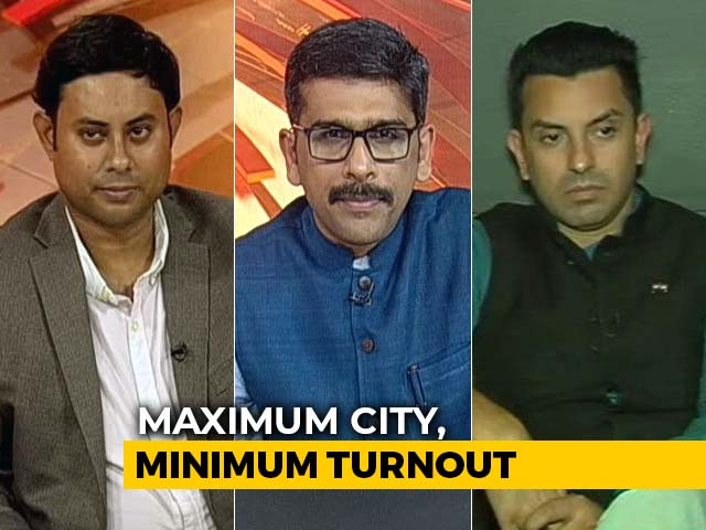 Video : Assembly Polls In Haryana, Maharashtra Show Lower Voter Turnout Compared To 2014